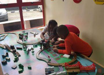 BUILDING TRACKS