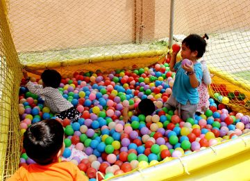 INSIDE THE BALL POOL